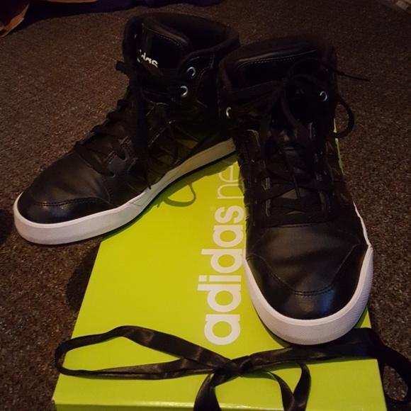 newest 1467e b05b2 adidas Shoes - adidas neo high tops
